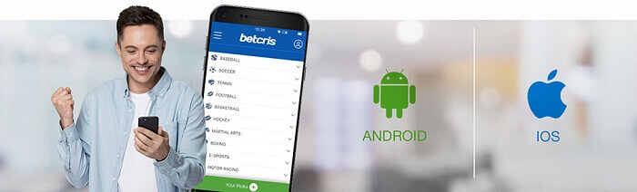 Betcris Mobile